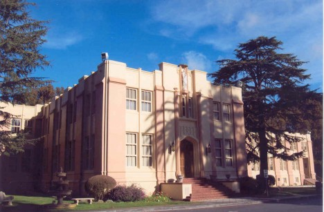 Notre Dame Belmont photo