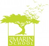 The Marin School logo